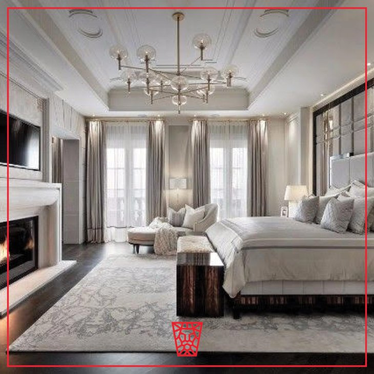 How to Create a 5-Star Luxury Bedroom